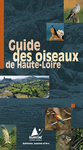LPO Auvergne - Guide des oiseaux et des mammifères de Haute-Loire.