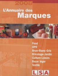 LSA - L'Annuaire des marques.