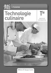 Lt Jacques Lanore - Technologie culinaire Tle Bac pro cuisine.