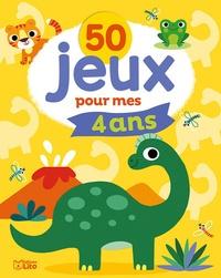 Luana Rinaldo - 50 jeux pour mes 4 ans.