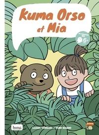 Luana Vergari et Yumi Maeno - Kuma Orso et Mia.