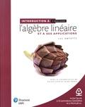 Luc Amyotte - Introduction à l'algèbre linéaire et à ses applications - Avec aide-mémoire + ressources numériques.