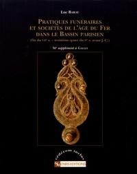 Deedr.fr Pratiques funéraires et sociétés de l'âge du Fer dans le Bassin parisien (fin du VIIe siècle - troisième quart du IIe siècle avant J-C) Image