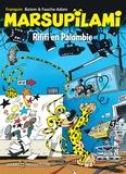 Luc Batem et Xavier Fauche - Marsupilami Tome 10 : Rififi en Palombie.