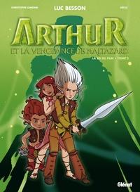 Luc Besson et Christophe Lemoine - Arthur et les Minimoys Tome 2 : Arthur et la vengeance de Maltazard.