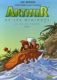 Luc Besson et Marc N'Guessan - Arthur et les Minimoys Tome 2 : .