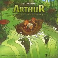 Arthur et les Minimoys - Album illustré pour les enfants de 3 à 5 ans.pdf