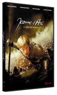 Luc Besson - Jeanne d'Arc. 1 DVD