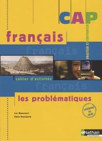 Deedr.fr CAP français les problématiques - Cahier d'activités Image