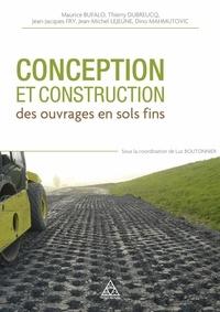 Luc Boutonnier - Conception et construction des ouvrages en terre en sols fins - Enseignements du projet ANR Terredurable et retour d'expériences.