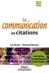 Luc Boyer et Romain Bureau - .