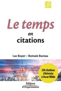 Deedr.fr LE TEMPS EN 350 CITATIONS. D'Aristote à Oscar Wilde Image
