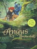 Luc Brunschwig et  Bailly - Angus Powderhill Tome 2 : Le pays des deux soleils.