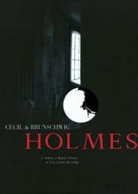 Cécil et Luc Brunschwig - Holmes (1854/1891 ?)  : Coffret Livres 1 et 2 ; Tome 1, L'Adieu à Baker Street ; Tome 2, Les liens du sang.