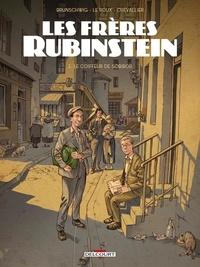 Luc Brunschwig et Loïc Chevalier - Les frères Rubinstein Tome 2 : Le coiffeur de Sobibor.
