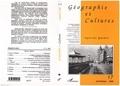 Luc Bureau - Géographie et Cultures N° 17 : Québec.