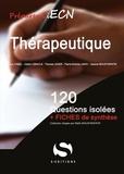 Luc Cabel et Cédric Lebacle - Thérapeutique.