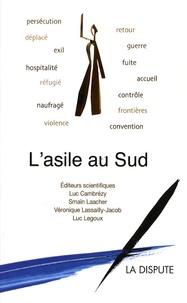 Luc Cambrézy et Smaïn Laacher - L'asile au Sud.