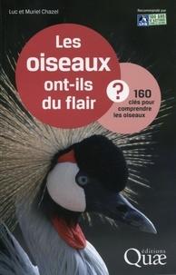Les oiseaux ont-ils du flair ? - 160 clés pour comprendre les oiseaux.pdf