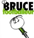 Luc Chomarat et Delphine Vallette - Bruce footballeur.
