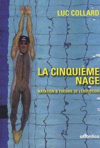 Alixetmika.fr La cinquième nage - Natation & théorie de l'évolution Image