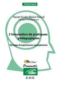 Luc Collès - L'innovation de pratiques pedagogiques.