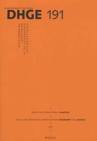Dictionnaire d'histoire et de géographie ecclésiastiques - Tome 32, Fascicule 191.pdf