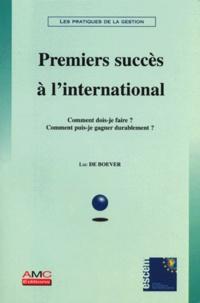 Premiers succès à linternational - Comment dois-je faire ? Comment puis-je gagner durablement ?.pdf