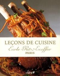 Blackclover.fr Leçons de cuisine - Ecole Ritz Escoffier Image