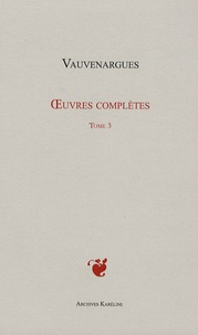 Galabria.be Oeuvres complètes - Tome 3 Image