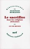 Luc De Heusch - .
