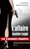Luc Deborde - L'affaire jennifer leight - texte integral.