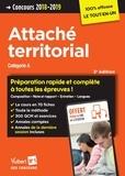 Luc Deslandes et Pierre-Brice Lebrun - Attaché territorial, concours catégorie A.