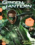 Luc Doligez - Green Lantern - Super livre d'activités.