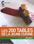 Luc Dubanchet et Andrea Petrini - Carnet de route omnivore - Les 200 tables de la jeune cuisine.