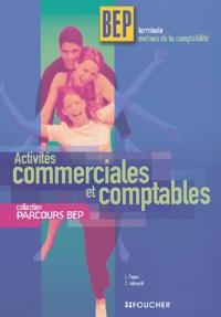 Luc Fages et Christian Habouzit - Activités commerciales et comptables BEP.