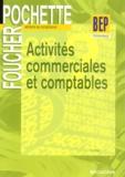 Luc Fages - Activités commerciales et comptables Terminale BEP métiers du secrétariat.