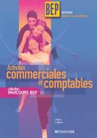 Luc Fages et Christian Habouzit - Activités commerciales et comptables Tle BEP secrétariat.