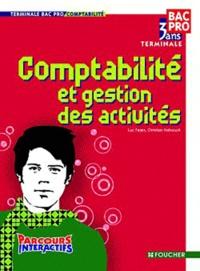Accentsonline.fr Comptabilité et gestion des activités, Terminale Bac Pro Image