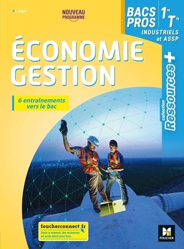 Luc Fages - Economie-gestion 1re Tle Bacs Pros industriels et ASSP Ressources +.