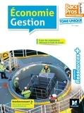 Luc Fages - Economie Gestion 2de 1re Tle Bac Pro Industriels - Tome unique.