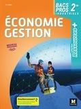Luc Fages - Economie-gestion 2de BAC Pro Ressources +.