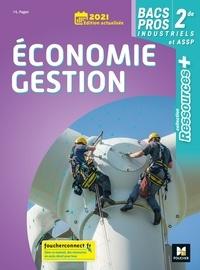 Luc Fages - Economie gestion Bac Pro Industriels et ASSP 2de.