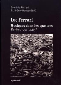 Accentsonline.fr Musiques dans les spasmes - Ecrits (1951-2005) Image