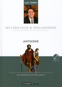 Luc Ferry - Antigone. 1 CD audio