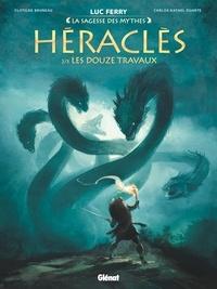 Luc Ferry et Clotilde Bruneau - Heraclès Tome 2 : Les Douze travaux.