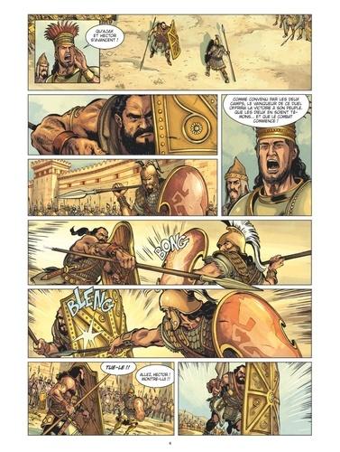 L'Iliade Tome 2 La guerre des dieux