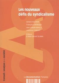 Luc Ferry - Les nouveaux défis du syndicalisme - rapport n°3.