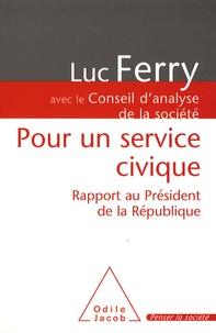 Pour un service civique - Rapport au Président de la République.pdf