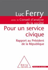 Luc Ferry - Pour un service civique.